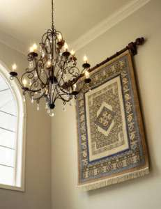 5 Tips For Hanging Antique Rugs As Artwork Alyshaan Fine